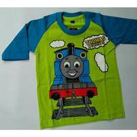 Baju Anak Karakter Kaos Anak Laki Laki Raglan