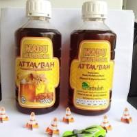 Madu Multiflora attaubah 1500gram madu at-taubah
