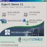 Expert Choice V11.0