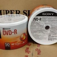 Dvd-R Sony 16X 4.7Gb 50Pcs