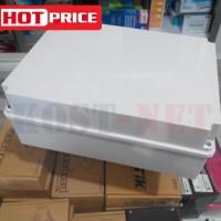 Box Access Point Outdoor Besar - Mg Ip56 - Dimensi 30 X 22 X 12.5 Cm