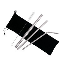 Stainless Steel Straw Complate - SS001