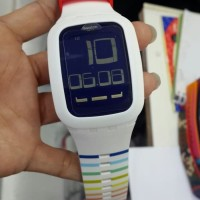 Jam Tangan Pria Swatch Original SURW113 Garansi 2 Tahun
