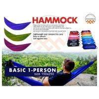 PROMO !!! HAMMOCK | AYUNAN | TEMPAT TIDUR GANTUNG