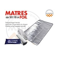 PROMO !!! Matras Foil Matras Camping Foil Matras Aluminium Foil