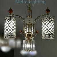 Lampu Gantung Kaca IL 16720/GD