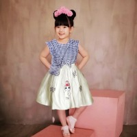 dress lol balita anak permpuan