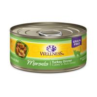 Wellness Complete Health Grain Free Turkey Dinner Wet Cat Food 5,5oz