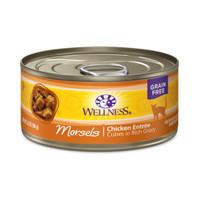 Wellness Complete Health Grain Free Chicken Entree Wet Cat Food 5,5oz