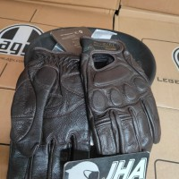 Dainese Blackjack Gloves - Brown