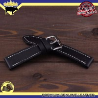 Tali Jam Tangan Strap Kulit Genuine Leather Strap 20mm 22mm 24mm