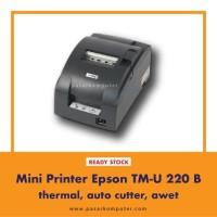 Mini Printer Epson TM U220 B Auto Cutter
