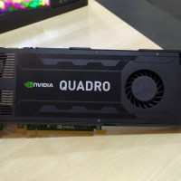VGA Render Quadro K4000 3 GB 196bit DDDR5
