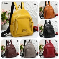 FOSSIL BACK PACK 869