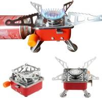 OJ 2800W Portable Folding Cooking Gas Stove Picnic BBQ
