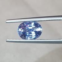 Natural Sapphire 2.143ct NH Srilangka TGL