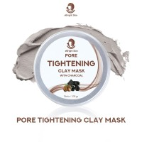 Pore Tightening Clay Mask with Charcoal
