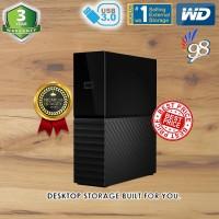 Sale WD My Book 4TB Black Hitam - HD HDD Hardisk Eksternal E