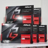 VGA ASROCK PHANTOM GDR RX570 4GB Garansi 3 Tahun