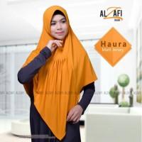 Hijab khimar bergo kerudung jilbab syari Haura