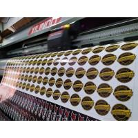 Cetak Print Stiker Vinyl Meteran Merek 3M