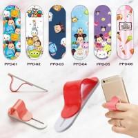 Multi Band Kartun Tsum Tsum Universal Finger Grip MultiBand Handphone