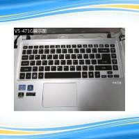 Dijual Ti Keyboard Protector Embos Acer V5 3830 4755G V3-471G V5-471G