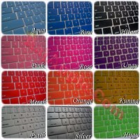 Paling Terlaku Keyboard Protector / Cover For Macbook Hot