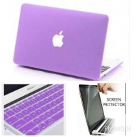 Big Sale Terlaris - Macbook Air 11.6 Case Keyboard Screen Protector