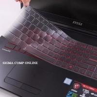 Ternama Msi Keyboard Cover Protector Ge72Vr 6Rf Apache Pro, Ge75