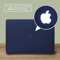 Terpopuler Navy Blue Hard Case For Apple Macbook Air 13 11 Pro 13 15