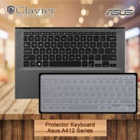 Ternama Keyboard Protector Cover Asus A412 A412D A412F A412U A412Da-