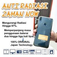 Paling Terlaris Stiker Anti Radiasi E-Radi Shield Melindungi Anda Dari