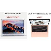 Paling Terpopuler Kasus Casing 2018 Baru Macbook Air 13 A1932 Cover