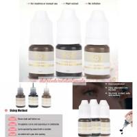 Tinta sulam alis bibir XY micropigment colour thumbnail