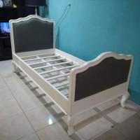 Tempat tidur anak minimalis modern ready stock
