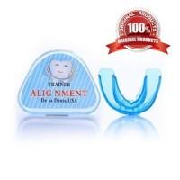 Original Orthodontic retainer teeth trainer aligment, perapih gigi