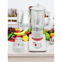 BLENDER 2 in 1 - KACA - OISHI MX-T2GN - PUTIH