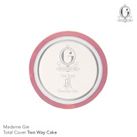 MADAM GIE TWO WAY CAKE TOTAL COVER BEDAK PADAT MADAME GIE