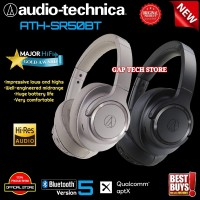 Audio Technica ATH SR50BT / SR 50 BT Bluetooth Over-Ear Headphones