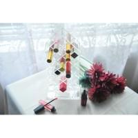 Stand Lipstik Akrilik / Tempat Lipstik Akrilik