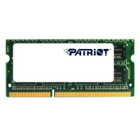 Patriot Signature DDR3 8GB 1600MHz SODIMM (PC3 12800) PSD38G1600S