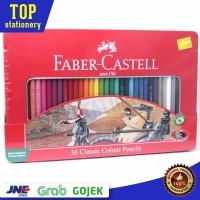 36 Pensil Warna Faber Castel Tin