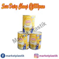 susu krimer manis/susu dairy champ@500gr/susu kaleng KHUSUS GO SEND