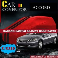 READY COVER MOBIL ACCORD / SARUNG MOBIL PREMIUM ACCORD / TASLA
