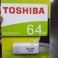 GROSIR / Flashdisk Tosibah 64GB / Flash disk Flash Driver Tosibah 64GB