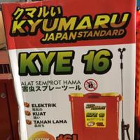 Alat Semprot Hama Elektrik Knapsack Kyumaru JAPAN Standard HARGA PROMO
