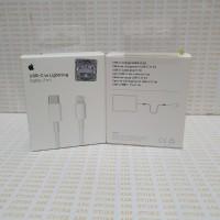 kabel Data Charger Lightning To Usb Type C Iphone 11 Pro Max Original