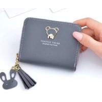 Dompet Lipat Wanita Cewek Pocket Bag Pocketbag Nanda Purse Wallet Ori