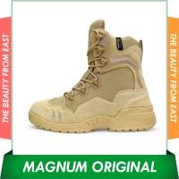 "Sepatu 566 Cokelat 8"" Taktis Spider Elite /Sepatu Boots/Sepatu Tentara"